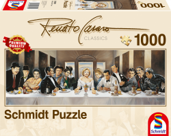 Panorama Invitation, 1000 stukjes - Puzzel