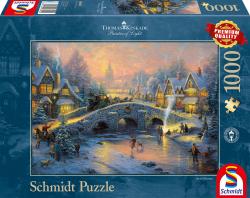 Spirit of Christmas, 1000 stukjes - Puzzel