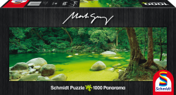 Mossman Gorge, Queensland, Australia, 1000 stukjes - Puzzel