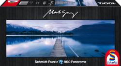 Lake Wakatipu, New Zealand, 1000 stukjes - Puzzel