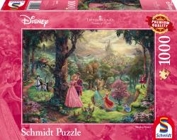 Disney Sleeping Beauty, 1000 stukjes - Puzzel