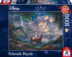 Disney Rapunzel, 1000 stukjes - Puzzel