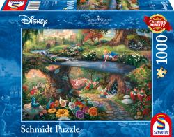 Disney Alice in Wonderland, 1000 stukjes - Puzzel