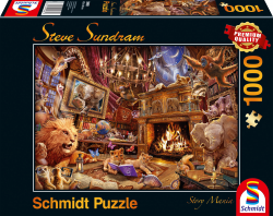 Story Mania, 1000 stukjes - Puzzel