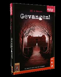 Adventure by Book: Gevangen! - Actiespel