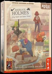 Adventure by Book: Sherlock Jong Talent van Baker Street - Breinbreker