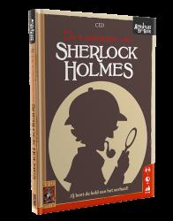Adventure by Book: Sherlock Holmes - Actiespel