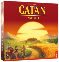 Catan Basisspel - Bordspel