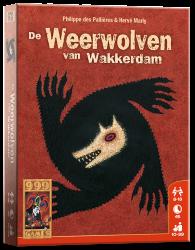 De Weerwolven van Wakkerdam Basisspel - Kaartspel