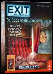 EXIT - De dode in de Orient Express - Breinbreker