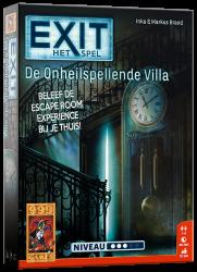 EXIT - De Onheilspellende Villa - Breinbreker