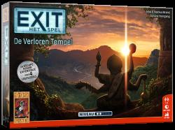 EXIT - De verloren Tempel - Breinbreker