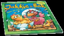 Jakkie & Bak Leesboekje - Boek