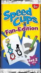 Stapelgekke Speed Cups Fan Booster 2 - Actiespel