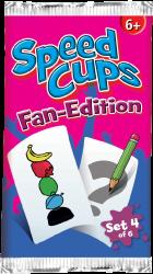 Stapelgekke Speed Cups Fan Booster 4 - Actiespel