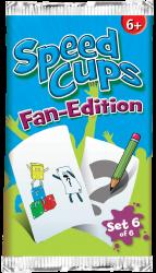 Stapelgekke Speed Cups Fan Booster 6 - Actiespel