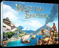 Western Empires - Actiespel