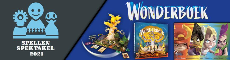Primeur op Spellenspektakel: Wonderboek!